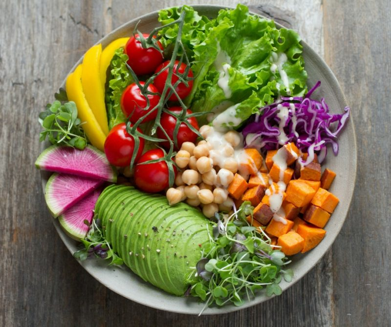 Nutrient-rich Foods and Antioxidants